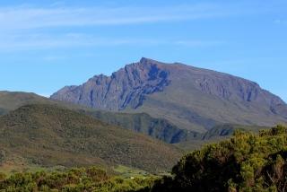 Piton des Neiges La Réunion.