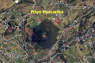 Piton Hyacinthe La Réunion