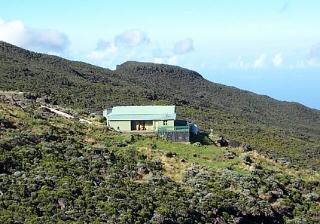 Gîte de la Caverne Dufour Piton des Neiges La Réunion.