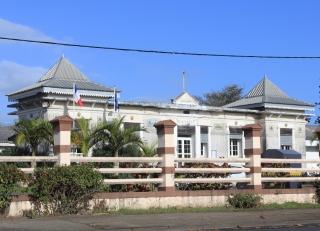 Mairie annexe de Champ Borne La Réunion
