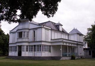 Maison Martin Valliamé Saint-André La Réunion.