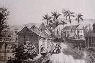École à Saint-André La Réunion.
