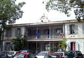Mairie de Saint-André La Réunion.