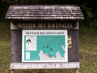 Circuit des Ravenales Randonnée Saint-Benoit