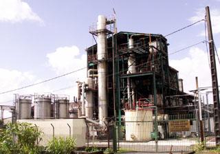 Distillerie Rivière du Mât Saint-Benoît La Réunion
