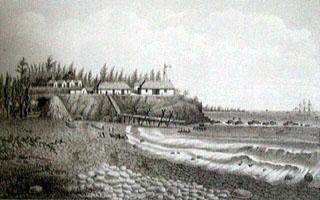 Marine du Bourbier à Saint-Benoît