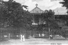 Ancien Hôpital Militaire Saint-Denis.