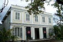 Arthotèque Saint-Denis La Réunion ancienne Maison Macini et Mas