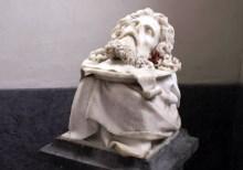 Buste cathédrale de Saint-Denis