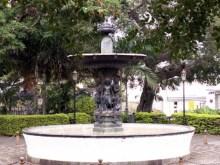 Fontaine de la Cathédrale de Saint-Denis de La Réunion