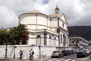 Chapelle de l'Immaculée Conception. Saint-Denis La Réunion