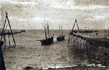 Débarcadère rade de Saint-Denis.
