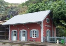Gare Grande Chaloupe île de La Réunion.