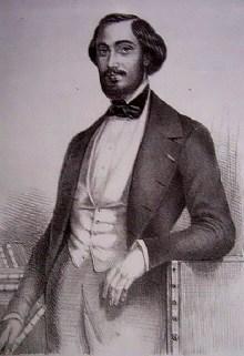 Gustave Manès Maire de Saint-Denis de 1848 à 1849 et de 1854 à 1855.