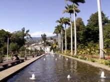 Muséum d'Histoire Naturelle et jardin de l'État Saint-Denis La Réunion.