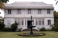 Maison Kichenin 42 rue La Bourdonnais Saint-Denis La Réunion.