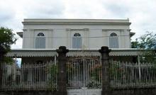 Maison Repiquet rue de Paris Saint-Denis de La Réunion.