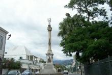 Monument aux morts, rue de la Victoire Saint-Denis La Réunion.