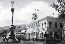 Monument aux morts de la première guerre mondiale Saint-Denis La Réunion.
