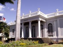 Musée Léon Dierx Saint-Denis de La Réunion.