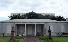 Palais Rontaunay Saint-Denis de La Réunion.