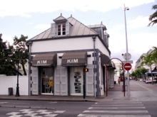 Pavillon Badat 17 rue de Paris Saint-Denis de La Réunion.