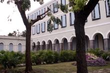 Pensionnat de l'Immaculée Conception à Saint-Denis de La Réunion.