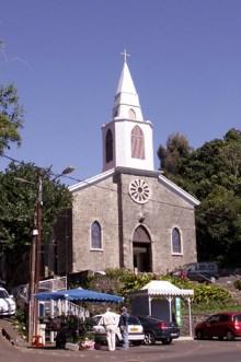 Église Saint-Gabriel à La Montagne.