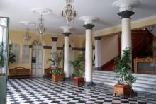 Vestibule Hôtel de Ville de Saint-Denis de La Réunion.