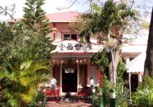 Temple Chane Saint-Denis La Réunion.