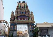 Temple Hindou Kalikambal Saint-Denis.
