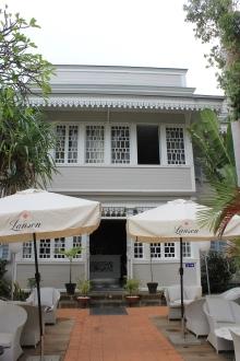 Villa angélique Saint Denis La Réunion.