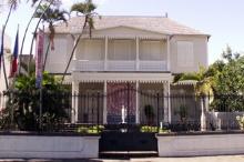 Villa du Général rue de Paris Saint-Denis La Réunion.