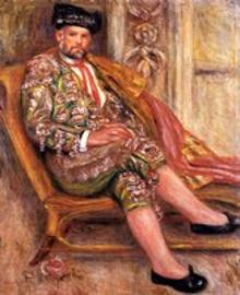Ambroisse Vollard Peintre Renoir