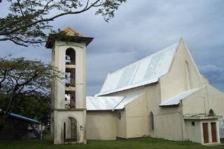 Église Saint Athanase Vincendo Saint-Joseph