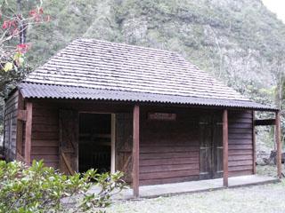 Photo Gîte Le Mahavel Roche Plate Rivière des Remparts Saint-Joseph île de La Réunion
