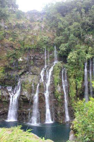 Cascade Langevin Saint-Joseph La Réunion