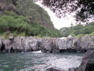 Bassin l'embouchure Marine Langevin