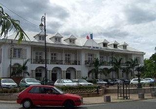 Mairie de Saint-Joseph