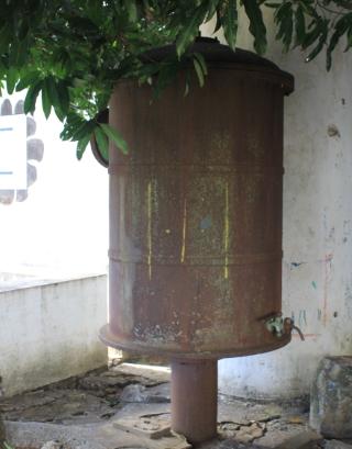 Chauffe-eau Maison Bédier.
