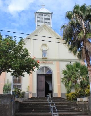 Église de Piton Saint-Leu Notre-Dame de la Maternité.