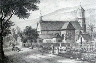 Église Sainte-Ruffine à Saint-leu