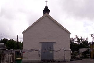 Chapelle Notre Dame du Rosaire Saint-Louis La Réunion