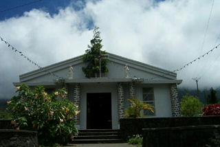 Église des Makes Saint-Louis La Réunion