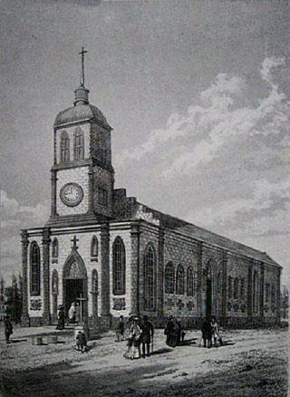 Église de Saint-Louis La Réunion