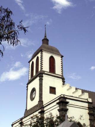 Beffroi église de Saint-Louis La Réunion