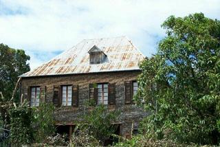 Maison du Docteur Edwards ou Maison Aubry Saint-Louis La Réunion