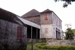 Domaine de Maison Rouge Saint-Louis La Réunion.