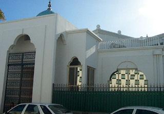 Mosquée de Saint-Louis La Réunion La Masdjid Mubarack
