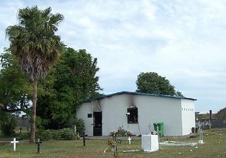 Cimetière du Père Lafosse Saint-Louis La Réunion